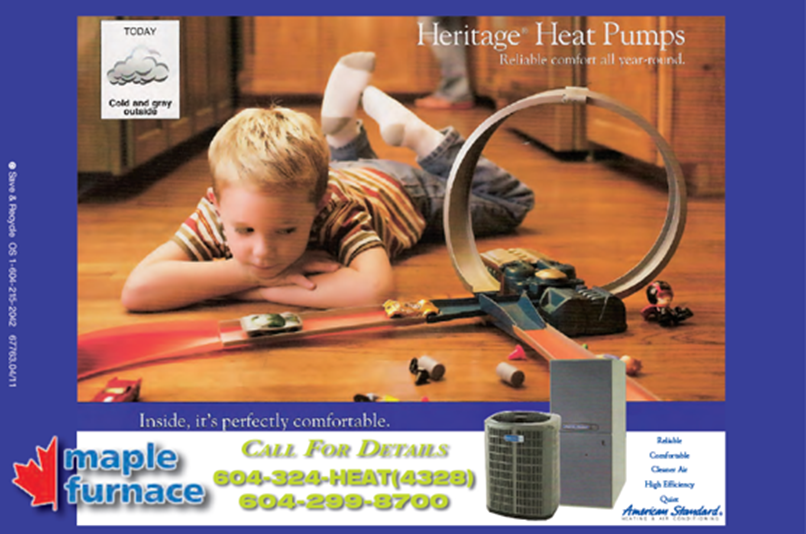 heat pumps installatiion